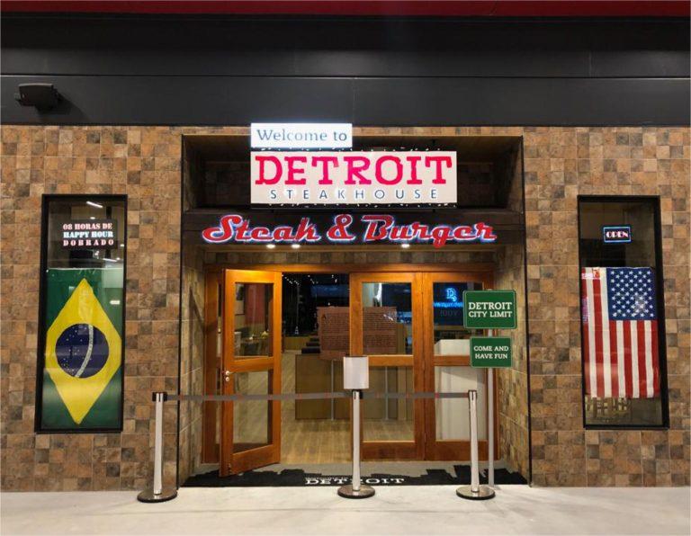 Fachada Detroit Steakhouse