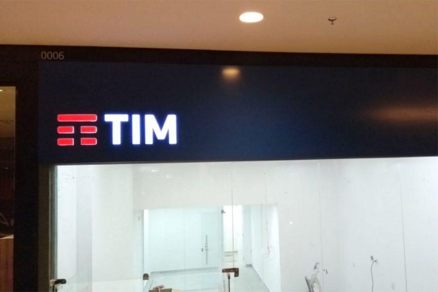 Fachada em ACM  Tim 2